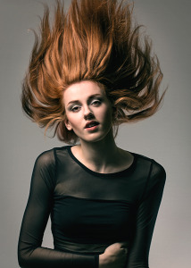 Model Carolina Kenney by Photographer Johnny Kerr