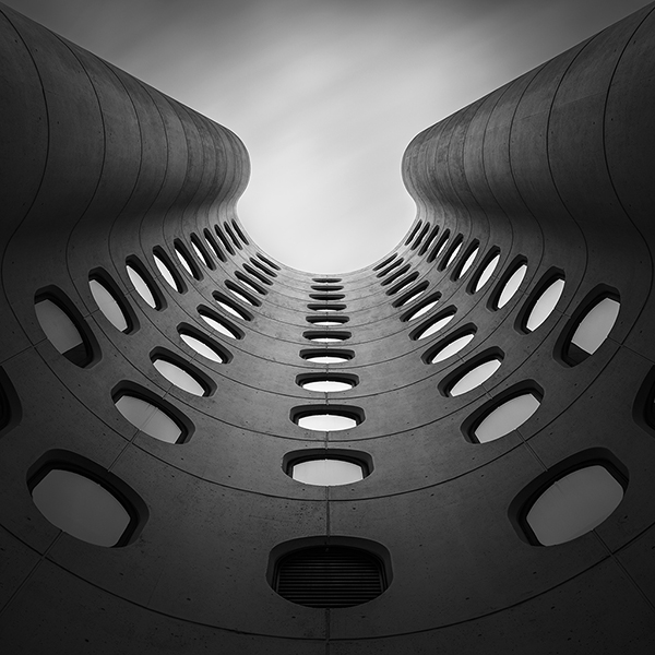 Good Samaritan Hospital Abstract Architecture by Johnny Kerr