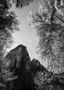 West Fork Trail Sedona by Johnny Kerr