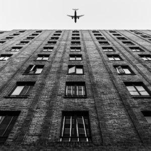 Jet Noise, Phoenix, AZ by Johnny Kerr
