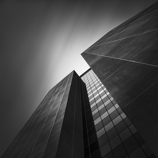 4041 N Central Avenue Abstract Architecture by Johnny Kerr