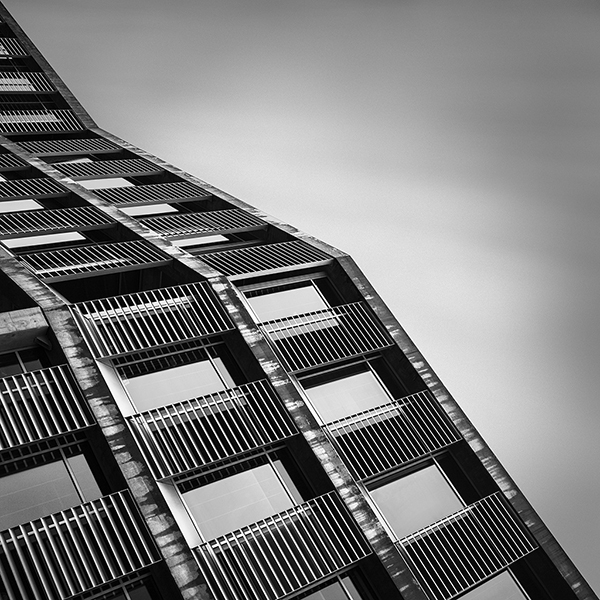 ASU Interdisciplinary Science & Technology Building Abstract Architecture by Johnny Kerr