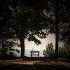 Huntington Park, Lake Erie, Ohio by Johnny Kerr