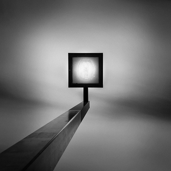 Abstract Street Light by Johnny Kerr