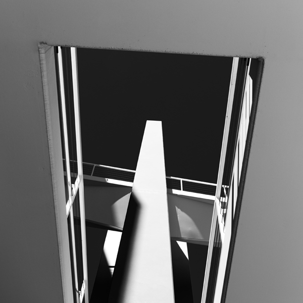 Arizona State University Abstract Architecture by Johnny Kerr