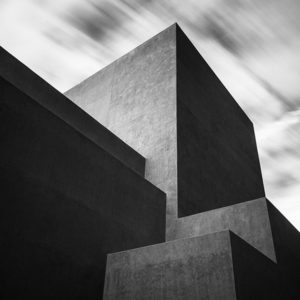 Nelson Fine Arts Center Abstract Architecture by Johnny Kerr