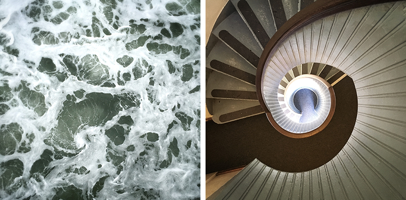 Turbulence & Whirlpool iPhone Instagram photography by Johnny Kerr