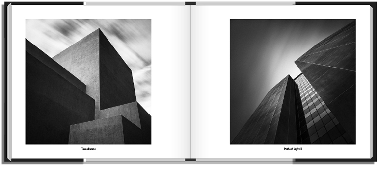 Abstractions: Abstract architecture photography book by Johnny Kerr