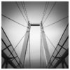 suspension bridge abstract architecture by johnny kerr