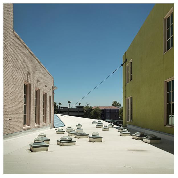 Phoenix Children's Museum Architecture by Johnny Kerr