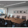 CBRE Workplace360 Phoenix Conference Room Johnny Kerr Photography