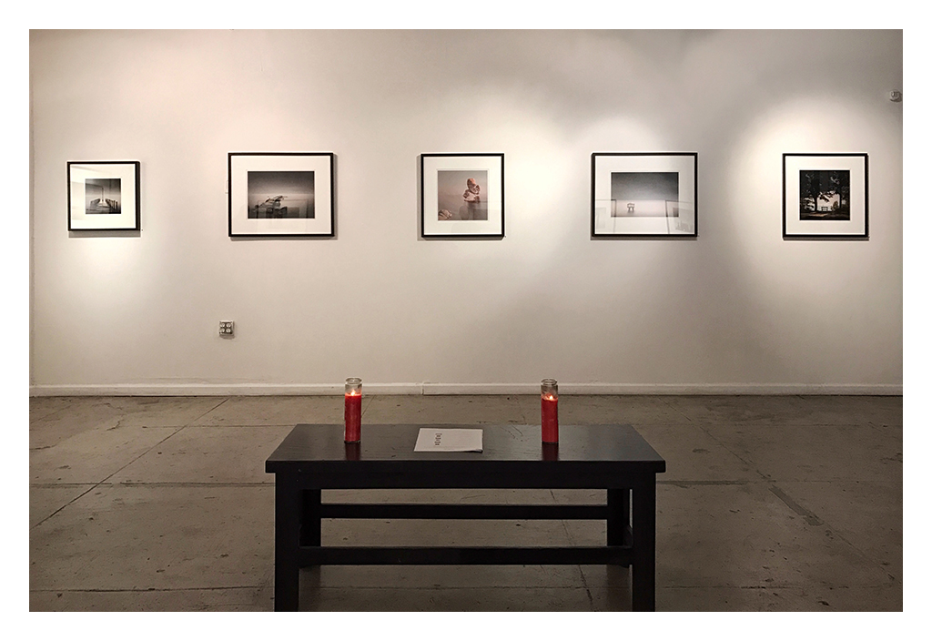 Still Solo show at 9 The Gallery