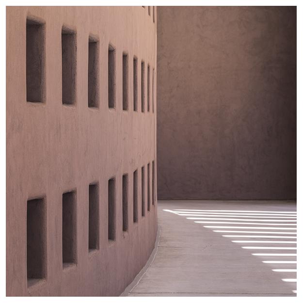Antoine Predock Nelson Fine Arts Center Architecture Abstract