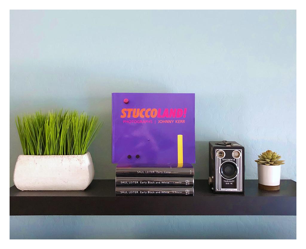 Stuccoland Book