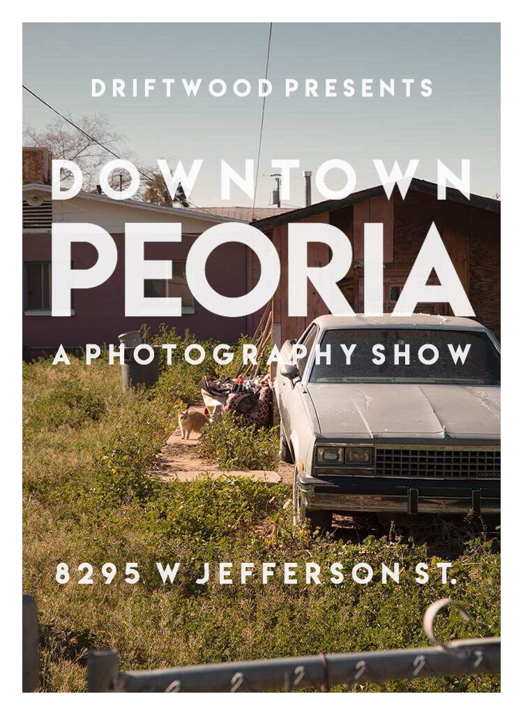 Driftwood Coffee Peoria Photography