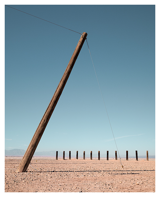 Kerr Monuments Series Salton Sea Niland