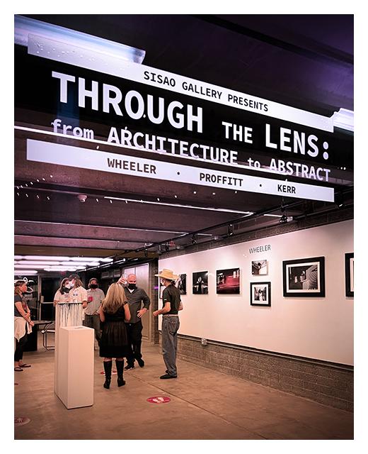 Sisao Gallery Through The Lens Exhibit